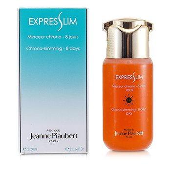 Methode Jeanne Piaubert Expresslim - Chrono-Slimming - Adelgazante ( 8 d�as )  8days