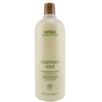 Rosemary Mint Hand & Body Wash  1000ml