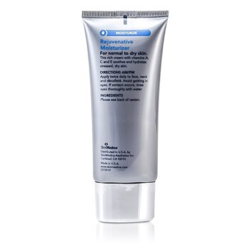 Rejuvenative Moisturizer  56.7g/2oz