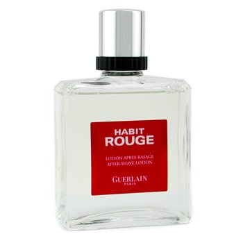 Guerlain Habit Rouge Loción después del Afeitado Lotion  100ml/3.3oz