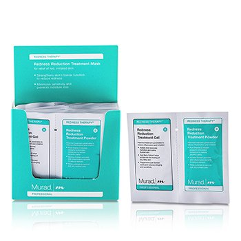 Murad Redness Reduction Treatment Mask (Salon Size)  15pcs