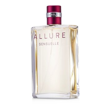 Allure Sensuelle Eau De Toilette Spray 100ml/3.4oz
