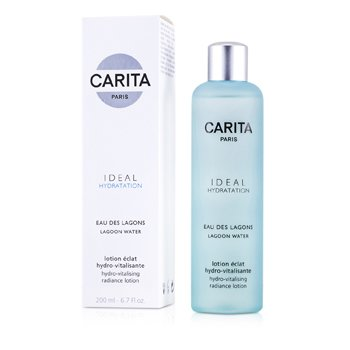 Carita Ideal Hydratation Lagoon Water Hydro-Vitalising Radiance Lotion  200ml/6.7oz