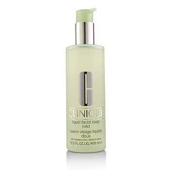 Clinique Liquid Facial Soap Mild ( Edici�n Limitada )  400ml/13oz