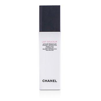 Lait Douceur Cleansing Milk Face & Eyes 150ml/5oz
