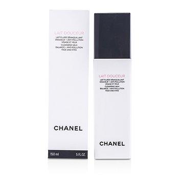 Chanel Precision Lait Douceur Leche Limpiadora Rostro y Ojos  150ml/5oz