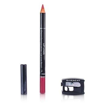Lip Liner Pencil Waterproof (With Sharpener)  1.1g/0.03oz