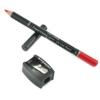 Givenchy Lip Liner Lápiz Waterproof  - Perfilador de Labios Resistente al Agua ( Con Sacapuntas ) - # 5 Lip Rouge  1.1g/0.03oz