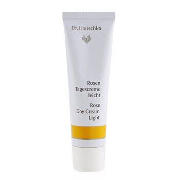 Dr. Hauschka Rose Creme p/ uso diário Light  30g/1oz