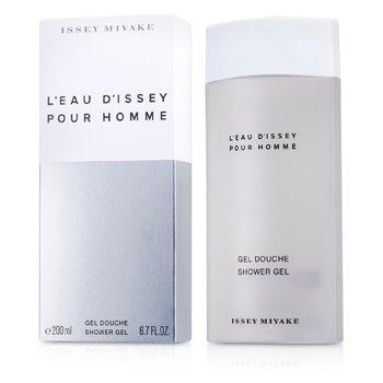 Issey Miyake Żel pod prysznic Issey Miyake L'Eau D'Issey Pour Homme  200ml/6.7oz