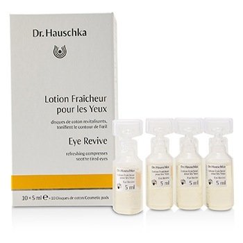 Dr. Hauschka Eye Revive (Exp. Date: 09/2018)  10x5ml/0.17oz