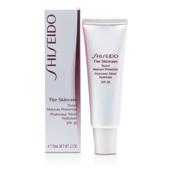 Shiseido The Skincare Hidratante Protector Tintado SPF 20 - #1 Light  50ml/1.7oz