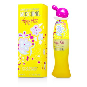 Moschino Cheap & Chic Hippy Fizz Agua de Colonia Vaporizador  50ml/1.7oz