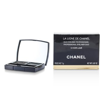 Chanel La Ligne De Chanel -- No. 10 Noir-Lame  2g/0.07oz