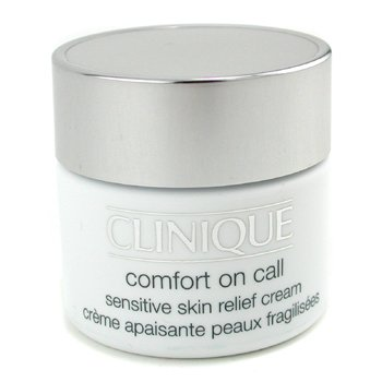Clinique Comfort On Calltestado dermatologicamente Creme calmante  50ml/1.7oz