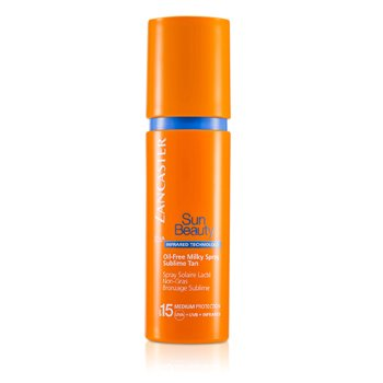 Sun Care Oil-Free Milky Spray SPF15  150ml/5oz