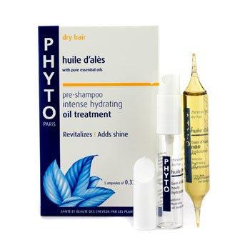 Huile D 'Ales Intense Hydrating Oil Treatment (Pre-Shampoo - Dry Hair)  5x10ml/0.33oz