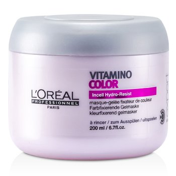 L'Oreal Professionnel vitaminado Color Gel M�scara  200ml/6.7oz