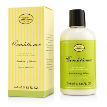 Conditioner - Rosemary Essential Oil (For All Hair Types)  240ml/8oz