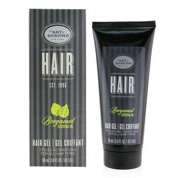 Hair Gel - Bergamot Essential Oil (For All Hair Types)  90ml/3oz