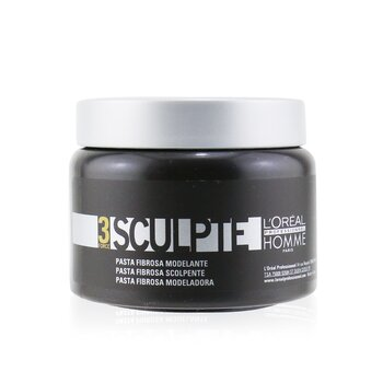 Professionnel Homme Sculpte - Sculpting Fibre Paste  150ml/5oz