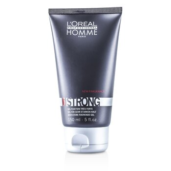 Professionnel Homme Strong - Gel Fijador Fuerte 150ml/5oz
