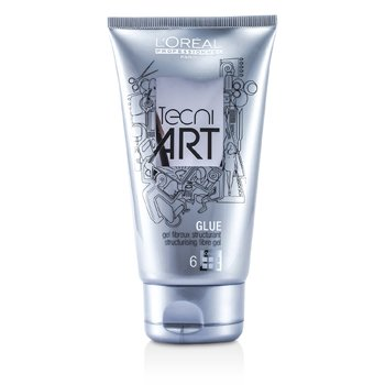 Professionnel Tecni.Art A Head Glue - Structurising Fibre Gel  150ml/5oz