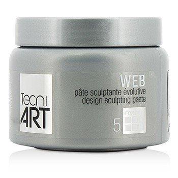 Professionnel Tecni.Art A Head Web - Design Sculpting Paste  150ml/5oz