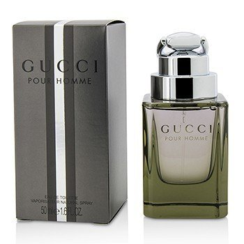 Gucci Gucci By Gucci Pour Homme Eau De Toilette Spray  50ml/1.7oz