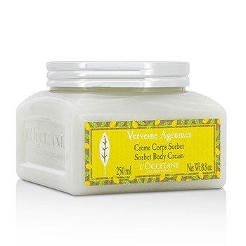 Citrus Verbena Sorbet Body Cream  250ml/8.8oz