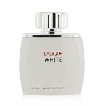 Lalique White Pour Homme Eau De Toilette Spray  75ml/2.5oz