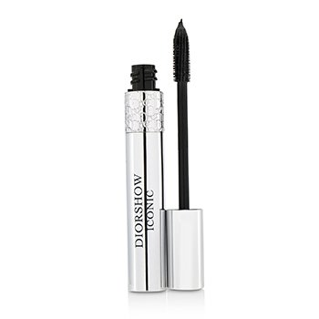 Christian Dior DiorShow Iconic High Definition Lash Curler Mascara Pesta�as Rizos - #090 Black  10ml/0.33oz
