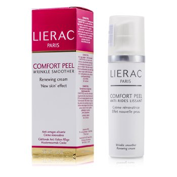 Lierac Comfort Peel Wrinkle Smoother Renewing Cream  40ml/1.36oz