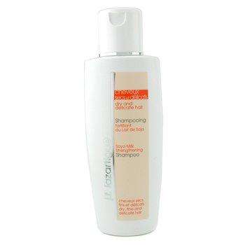 J. F. Lazartigue شامپو تقویت کننده مو حاوی شیر سویا  200ml/6.8oz