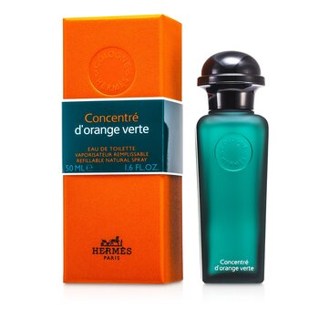 D'Orange Verte Eau De Toilette Refillable Concentrate Spray  50ml/1.6oz