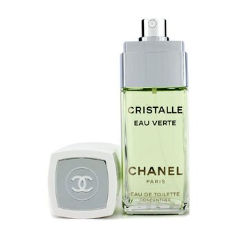 Cristalle Eau Verte Eau De Toilette Concentree Spray 100ml/3.4oz