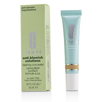 Clinique Korektor w płynie do cery trądzikowej Anti Blemish Solutions Clearing Concealer - #Shade 03  10ml/0.34oz