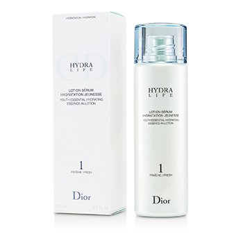 Christian Dior Hydra Life Youth Essential Hydrating Essence-In-Lotion 1 (Fresh)  200ml/6.7oz