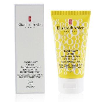 Eight Hour Cream Sun Defense For Face SPF 50  50ml/1.7oz