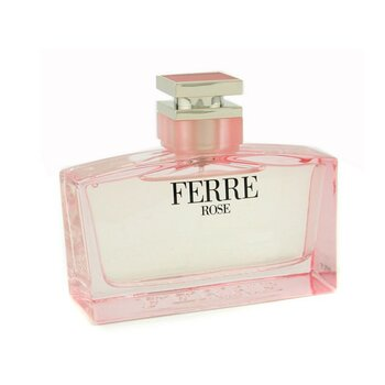 Ferre Rose Eau De Toilette Spray  100ml/3.4oz