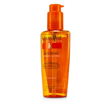 Kerastase Nutritivo Oleo-Relax Smoothing Concentrate Care (Cabelo Seco & Rebelde)  125ml/4.2oz