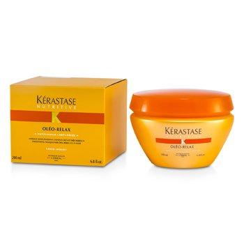 Kerastase Nutritive Oleo-Relax Smoothing Mask (Dry & Rebellious Hair)  200ml/6.8oz