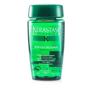 Kerastase Kerastase Resistance Bain Age Recharge Champ� (Cueros cabelludos secos y con P�rdida de Vitalidad)  250ml/8.5oz
