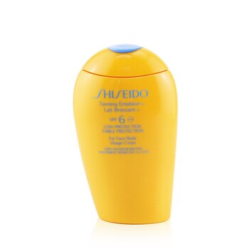 Samoopalająca emulsja do twarzy i ciała Tanning Emulsion SPF 6 (For Face & Body)  150ml
