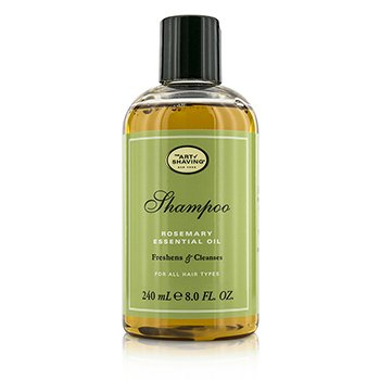 Shampoo - Rosemary Essential Oil (For All Hair Types)  240ml/8oz