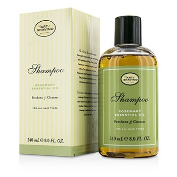 Shampoo - Rosemary Essential Oil (For All Hair Types)  240ml/8oz