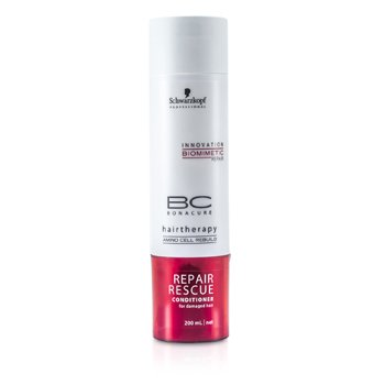 Schwarzkopf BC Repair Rescue Conditioner (For Damaged Hair)  200ml/6.7oz