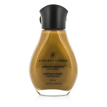 Liquid Canvas Dew Finish Waterproof Foundation SPF 15  30ml/1oz