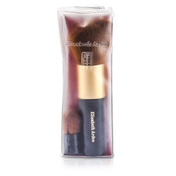 Face Powder Brush with Folding Mini Face Brush -
