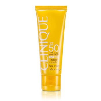 Sun SPF 50 Face Cream UVA/UVB 50ml/1.7oz